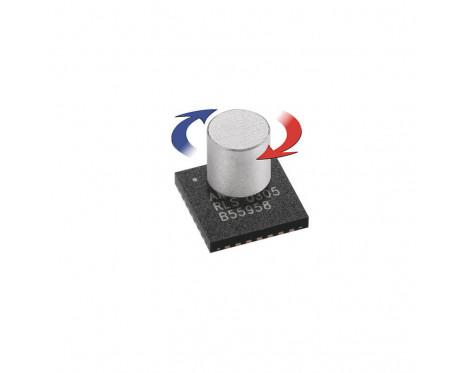 AM256Q 8 bit Compact Rotary Magnetic Encoder IC