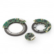 AksIM-2™ Off-Axis Rotary Absolute Magnetic Encoder Module
