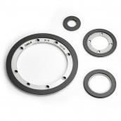 Axial Incremental Magnetic Rings