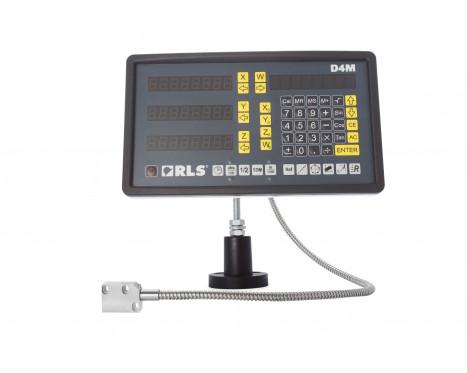 ACC008 Digitalanzeige D4M (Fräsmaschine) mit Montagehalterung