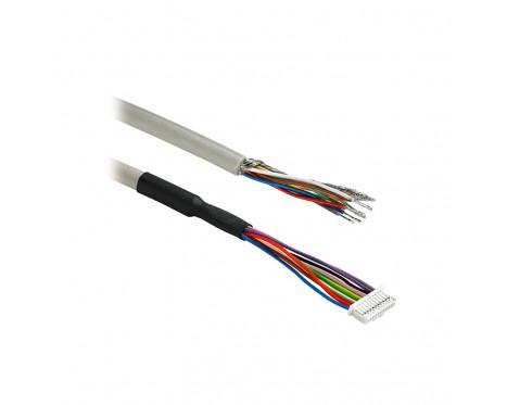 ACC024 Konfektioniertes Kabel Molex, 11-pol., bis zu offenen Kabelenden, 3 m
