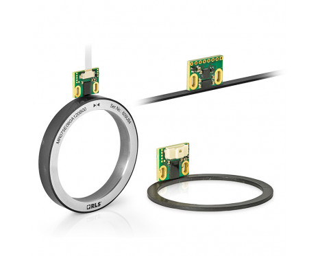 RLC2IC Inkrementelles magnetisches Miniatur-Drehgeber-Modul