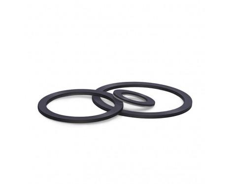 Axial inkrementell Magnetische Ringe