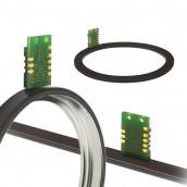RLC2HD Inkrementelles magnetisches Miniatur-Drehgeber-Modul
