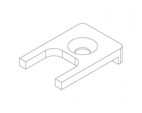 ACC014 适用于RM08的安装支架