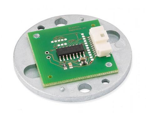 RMF44  带安装法兰的磁旋转编码器模块