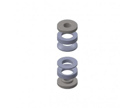 CAACC001 适用于8 mm轴直径LinACE的安装附件套装