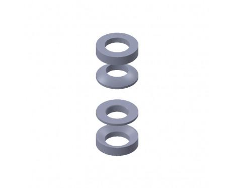 CAACC003 适用于12 mm轴直径LinACE的安装附件套装