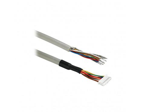 ACC012 电缆组件,连接Molex 11针插头至散线,1 m