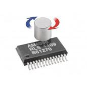 AM4096 12位磁旋转编码器IC