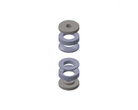 CAACC004 Installation accessory set for LinACE with 6 mm shaft diameter