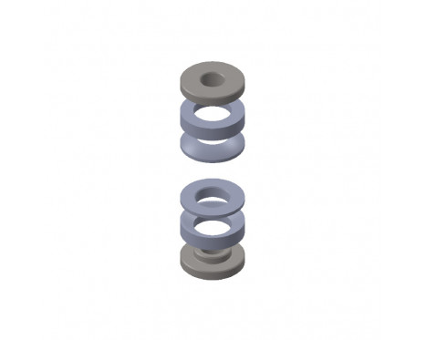 CAACC001 Installation accessory set for LinACE with 8 mm shaft diameter