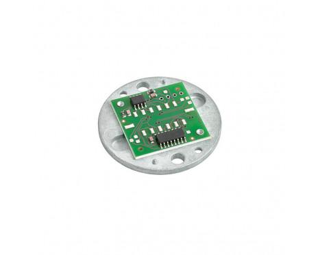 RMF44 磁気式ロータリエンコーダモジュール (取付け用フランジ付属)