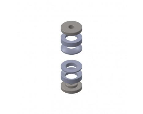 CAACC004 軸直徑 6 mm LinACE 的安裝配件組