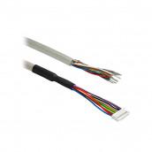 ACC024 Molex 11 針腳轉飛線纜線組件,3 m