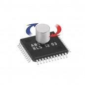 AM512B 9 位元旋轉磁性編碼器 IC