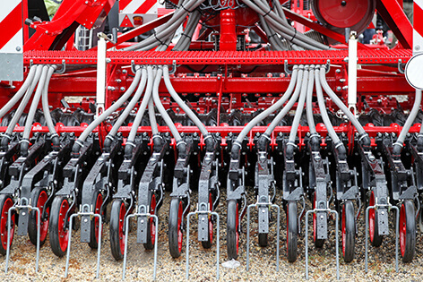 Custom encoders for agricultural applications