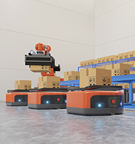 Automated Guided Vehicles (AGVs)