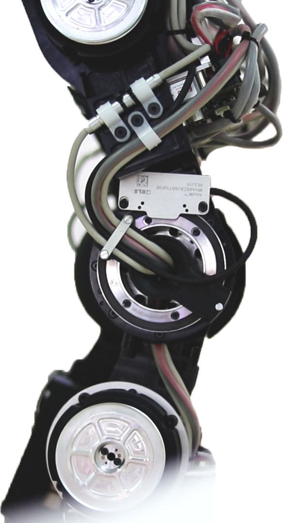 PAL Robotics with RLS encoders