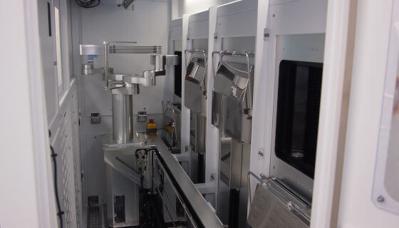 Magnetic encoders contribute to reliable wafer transfer robots