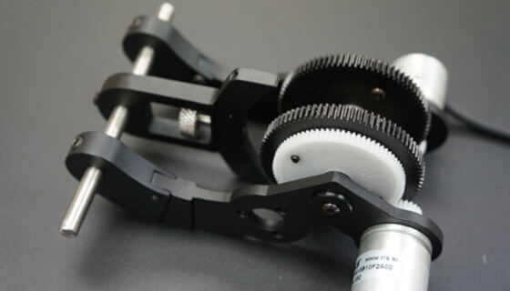 Virtual Reality – The beauty of vision technology with the accuracy and repeatability of RLS and Renishaw encoders.
